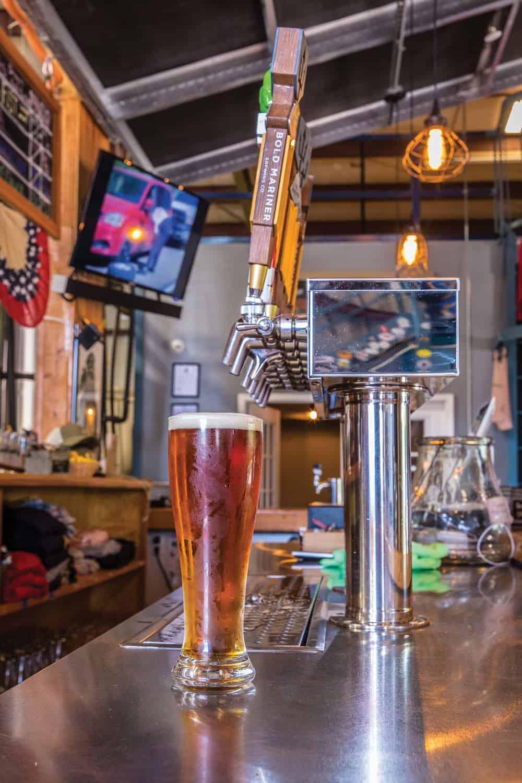 Bold Mariner Brewing Company