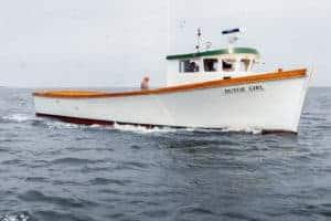 Bay Says Goodbye to Classic Va. Deadrise Boatbuilder