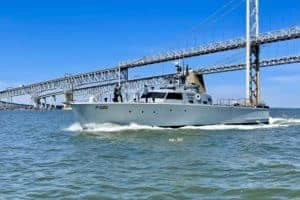 WWII Crash Rescue Boat Looking for Permanent Home on Chesapeake