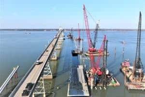 New Speed Limit Near Nice Bridge Project, Plans Emerge for Old Bridge's Future