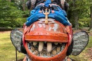 Washed Ashore: Norfolk Art Makes Bold Statement on Marine Pollution