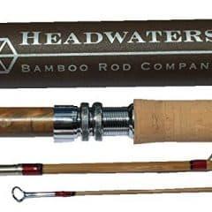 bamboo fly fishing rod