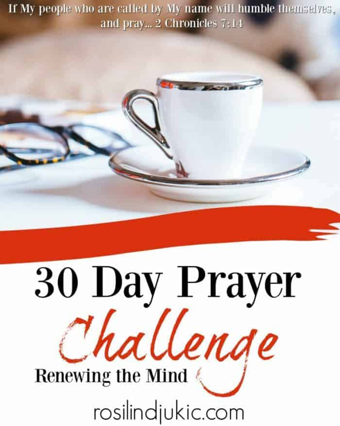 Using this 30 Day Prayer Challenge for Renewing the Mind, begin renewing your mind each day with these 30 powerful verses for your war room. #christianblog #christianfaith #christianliving #spiritualgrowth #warroom #warrior #renewingthemind #Bible #God #Jesus #momlife #mom #quiettime #SOAK #biblejournaling #biblestudy via @alittlerandr