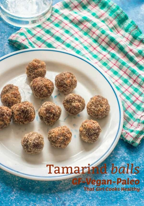 Learn how to make these delicious tamarind candy balls