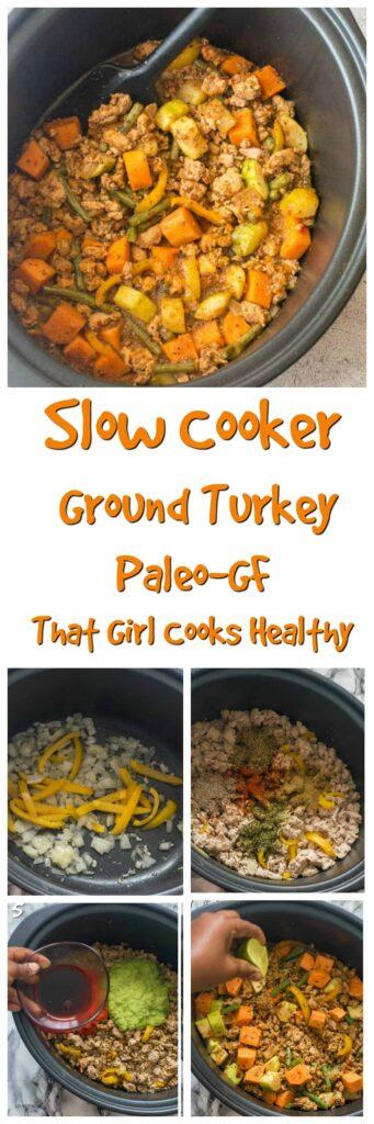 ground turkey pin