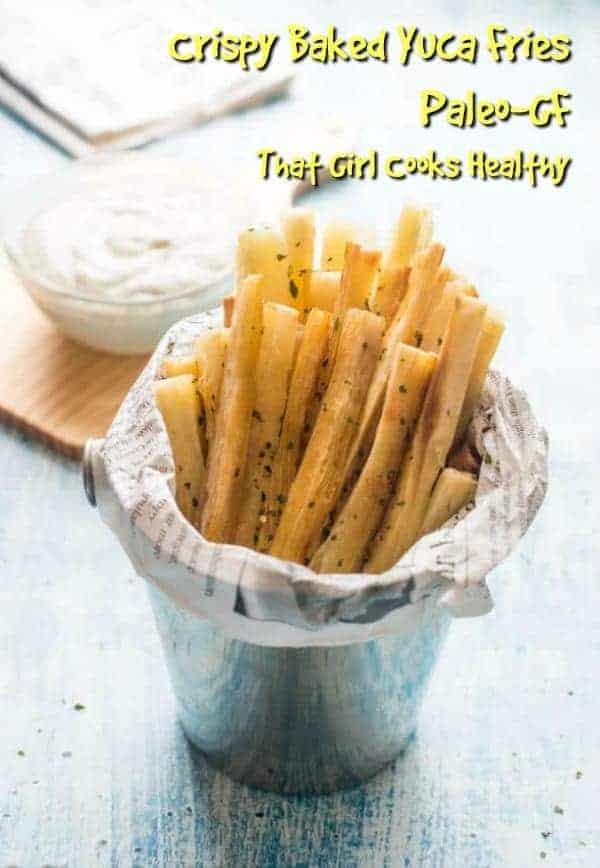 yuca fries