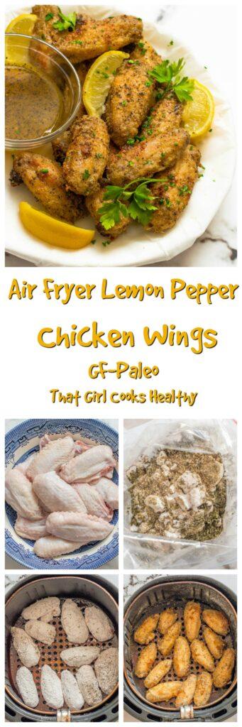 long chicken wings pin