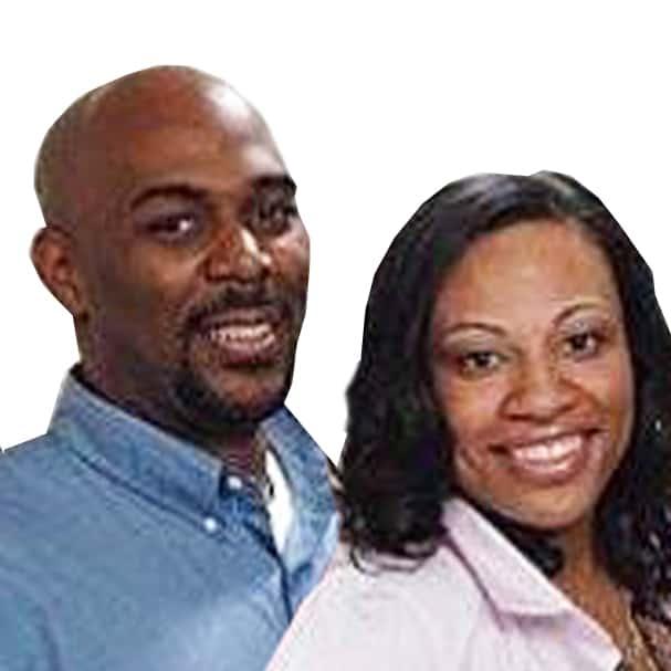 Keith and Veleda Buford