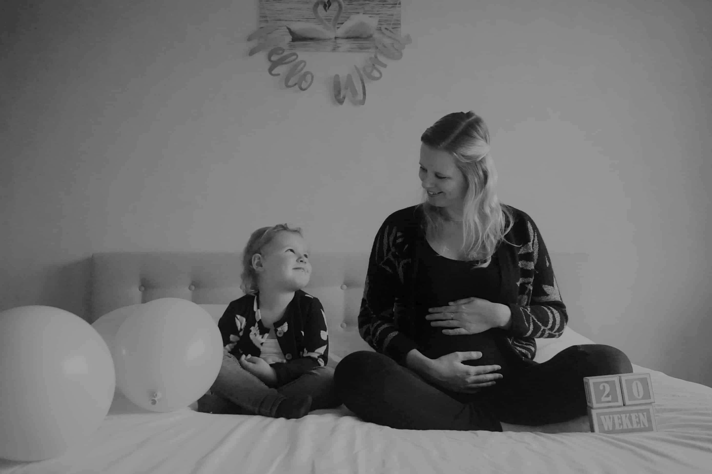 Eerste vs. tweede zwangerschap