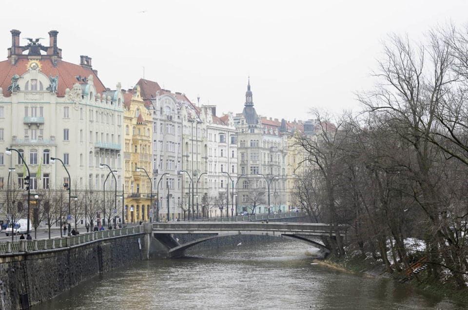 Week-end de St-Valentin à Prague