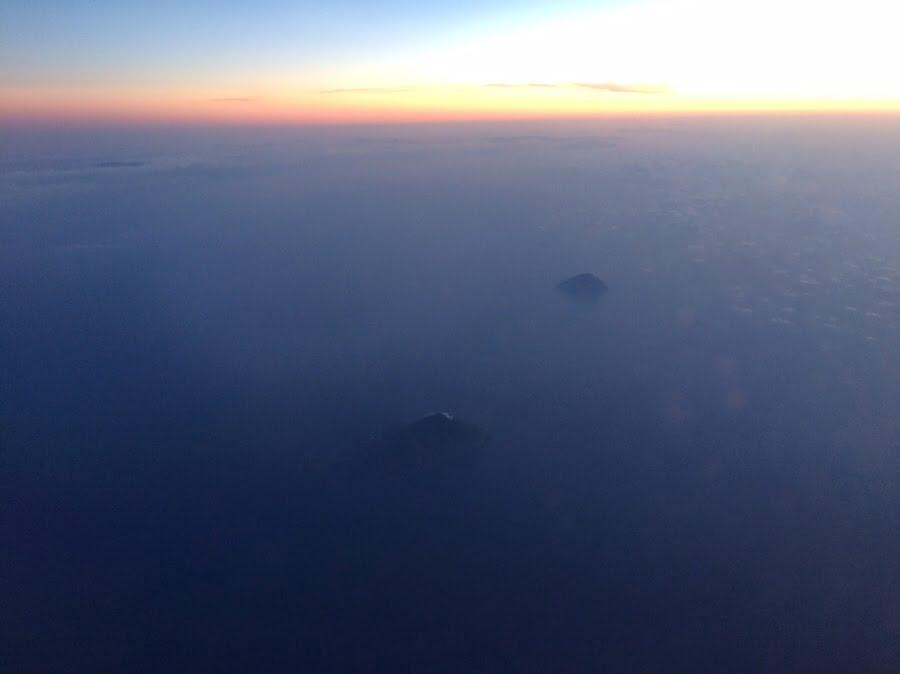 photo numérique îles proches de la Sicile