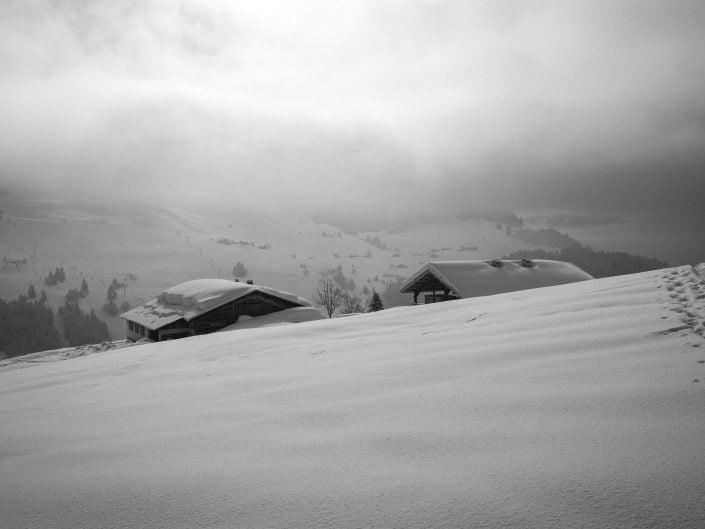 Grand-Bornand noir&blanc - 12