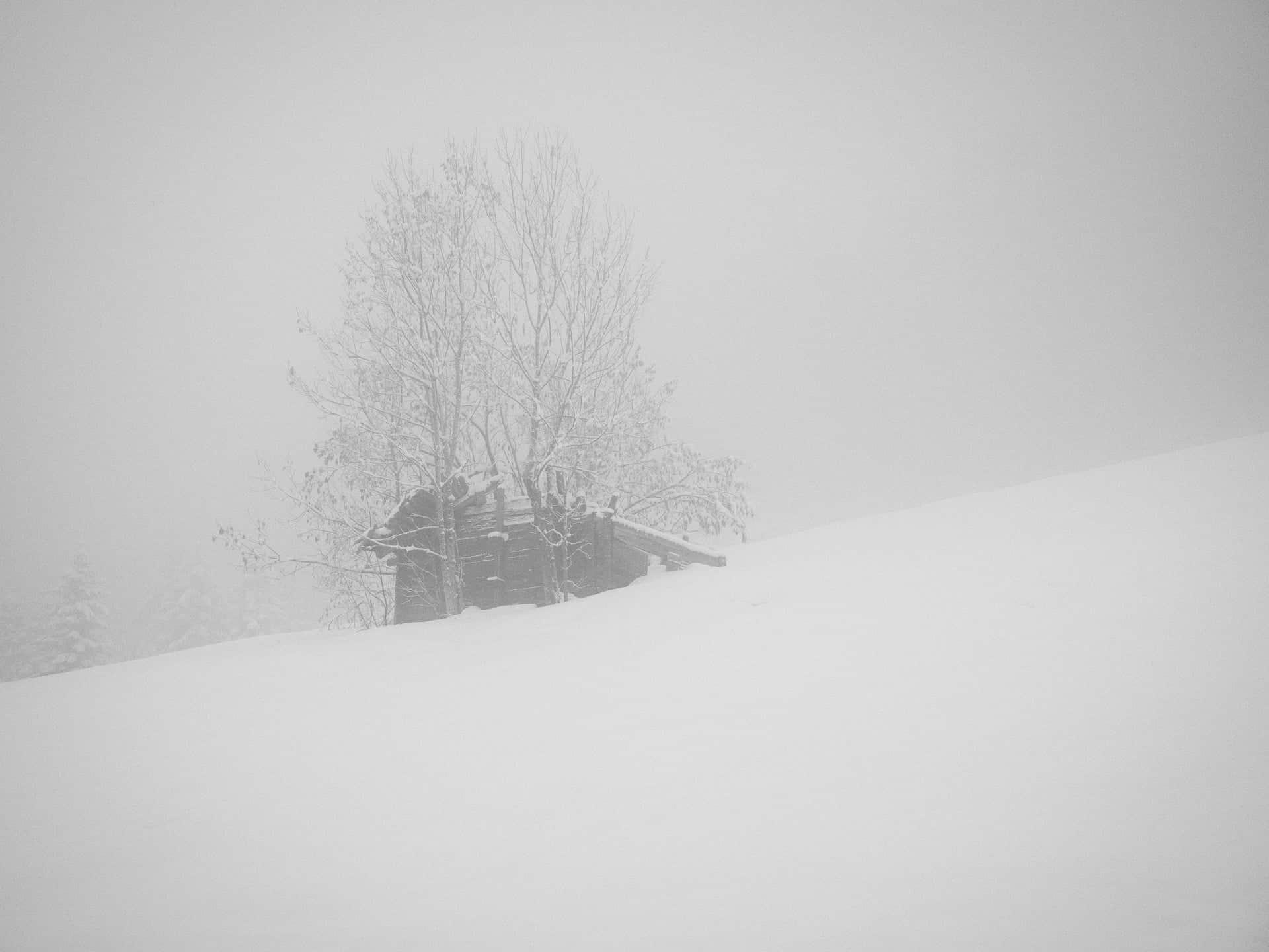 Grand-Bornand noir&blanc - 2