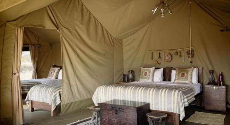 Dunia Camp Family room