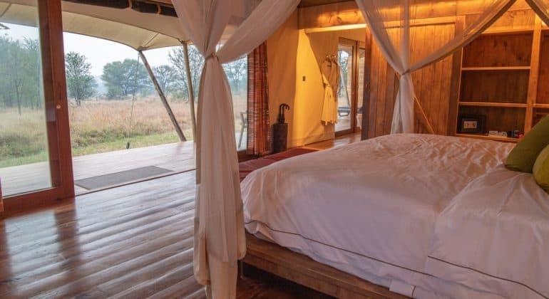 Sayari Camp Bedroom