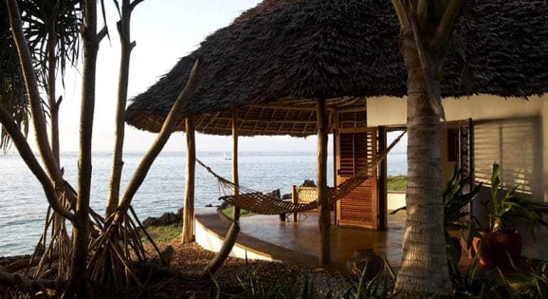 Matemwe Lodge Hammock