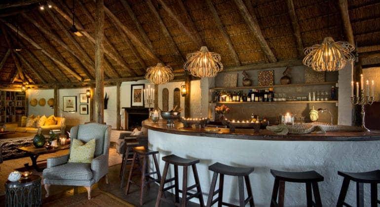 Tanda Tula Safari Camp Bar