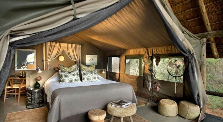 Tanda Tula Safari Camp Tent