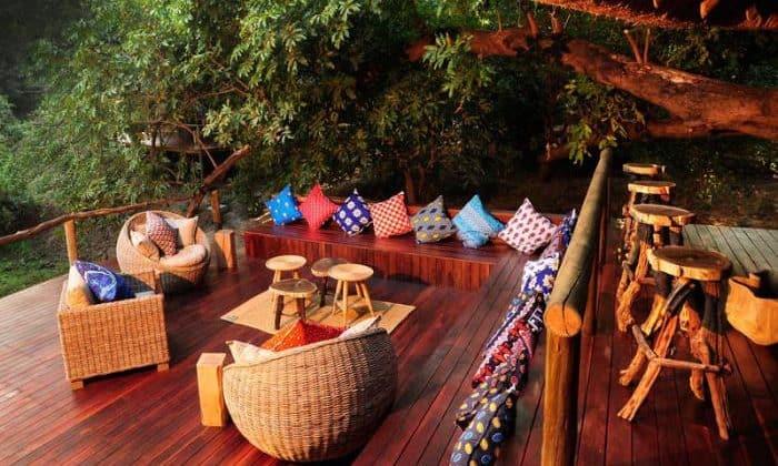 Bilimungwe Guest Area