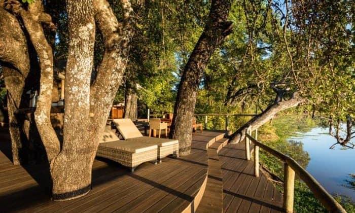 Mfuwe Lodge Outdoor