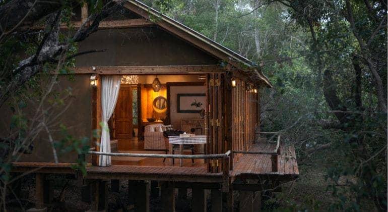 Tongabezi Lodge Bedroom