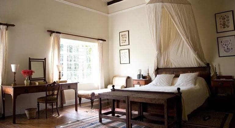 Deloraine House Bedroom