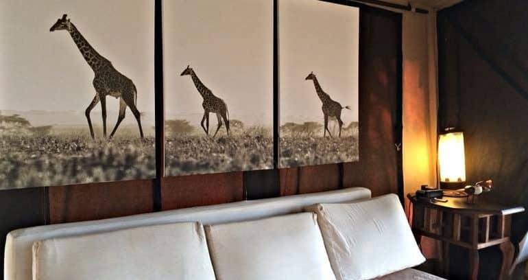 Serengeti Mobile Lamai Bed