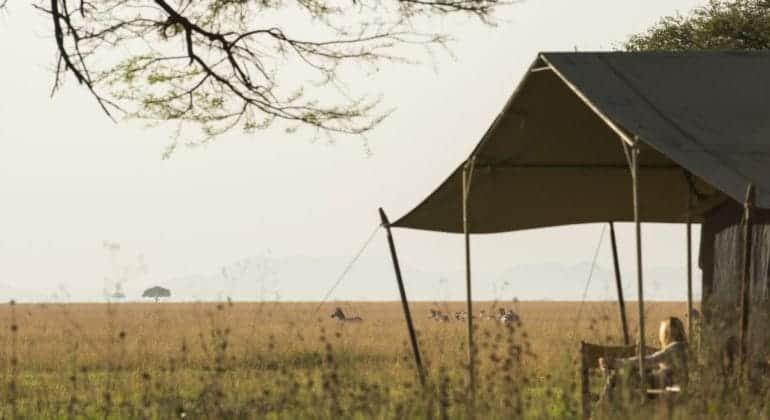 Serengeti Safari Camp Tent