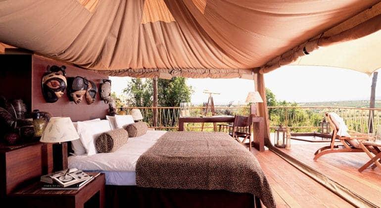 Mara Bushtops Bedroom