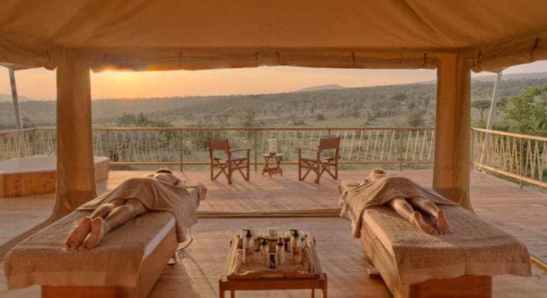 Mara Bushtops Spa