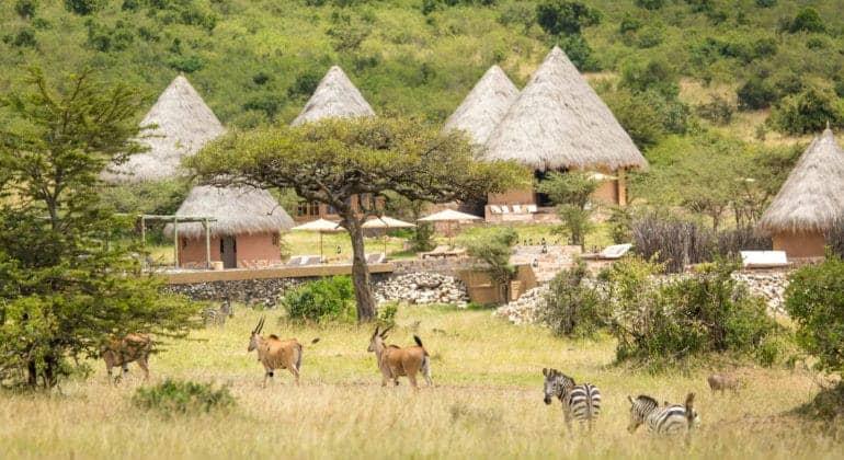 Mara Bushtops View