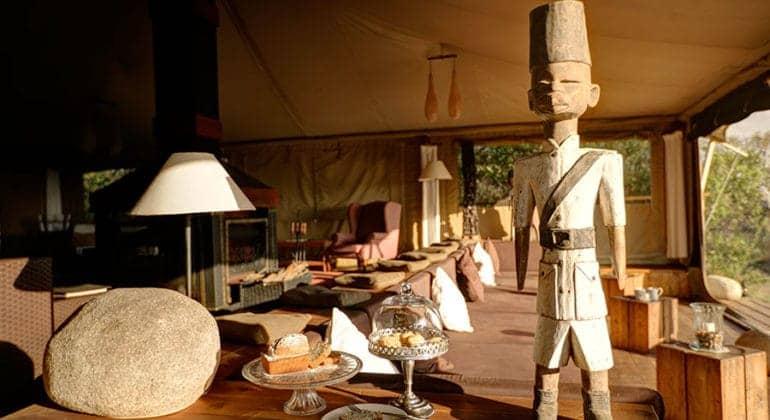 Serengeti Bushtops Interiors