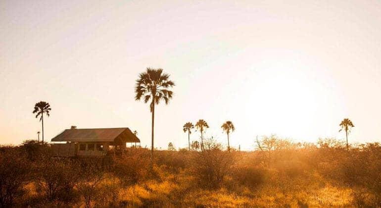 Camp Kalahari View