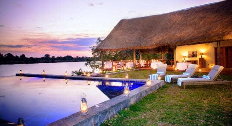 Ila Safari Lodge Pool