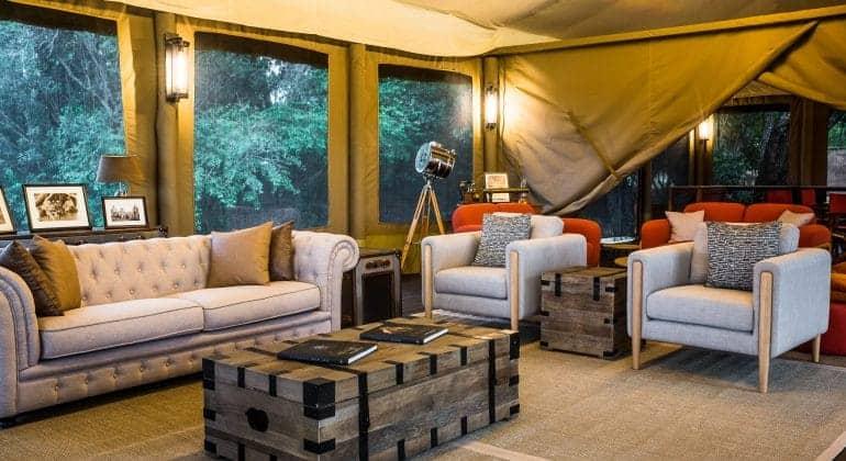 Entim Private Camp Lounge