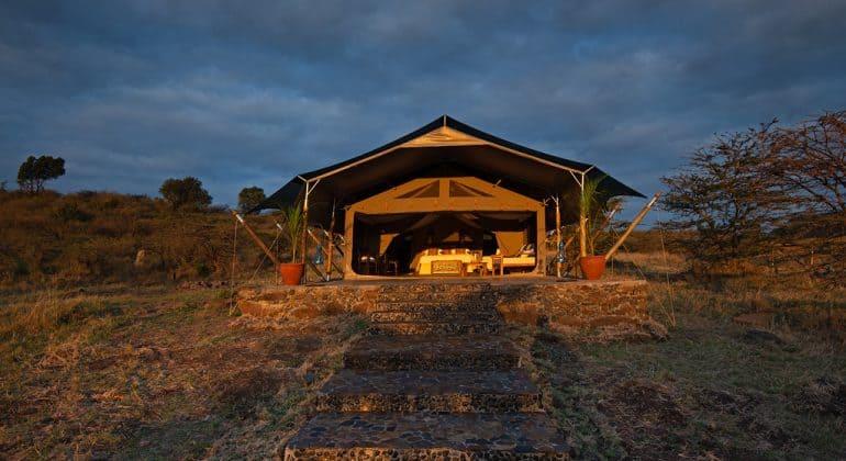 Offbeat Ndoto Tent
