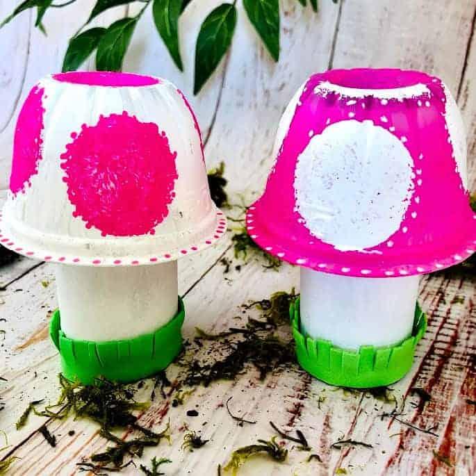 diy mushroom craft