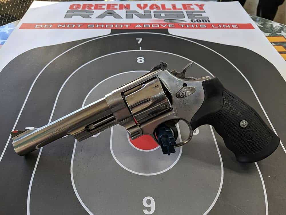 Smith and Wesson 629-5