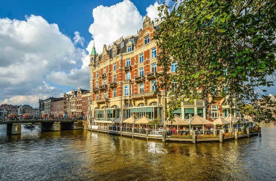 Beschrijving van een Dinner cruise Amsterdam