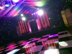 Wedding Party DJ at The Old Hall in Ely