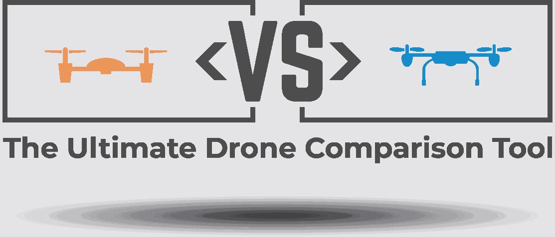 drone comparison tool versus
