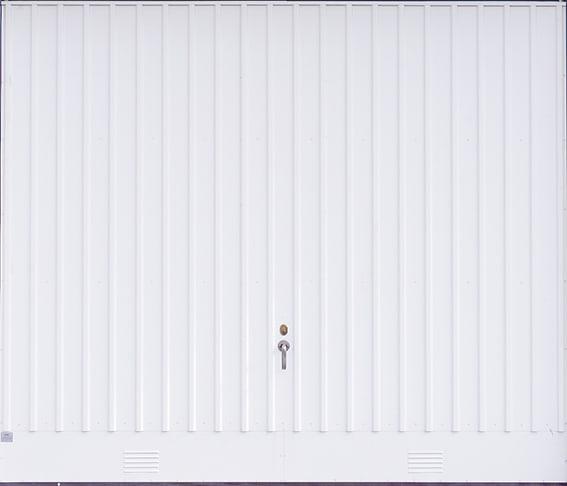 Våra radgarage standardmaterial - Garageport Vipport Dieden Favorit