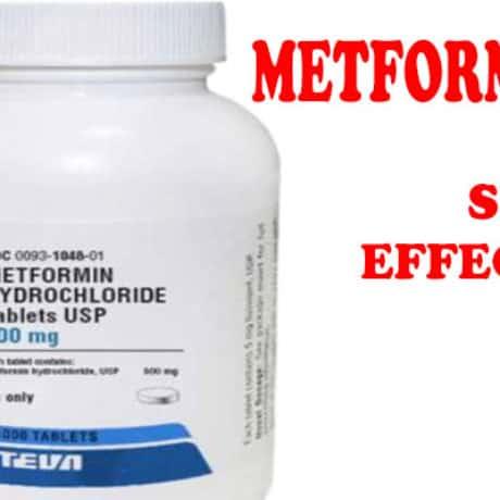 Metformin Side Effects – Overdose, Lactic Acidosis, Hypoglycemia, Hyperglycemia, Metformin Precautions