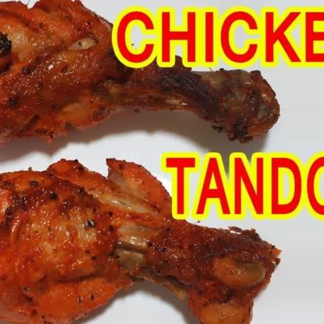 Tandoori Chicken Recipe Restaurant Style in Electric Tandoor