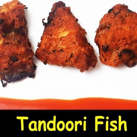 Tandoori Fish Recipe | Restaurant Style  Fish Tandoori in Electric Tandoor