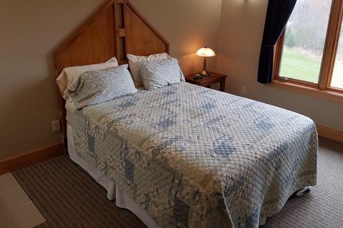 Bald Eagle bed