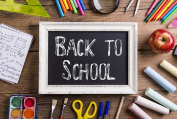 5 Tips To Make Back To School Less Stressful