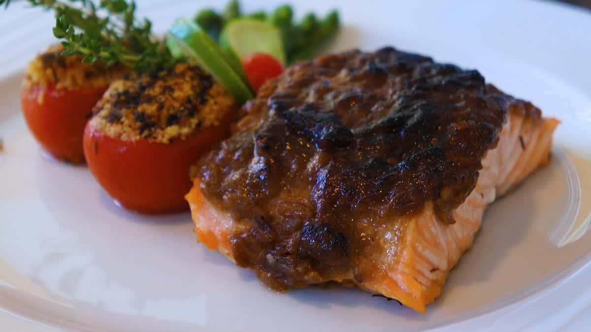 Two Ingredient Salmon