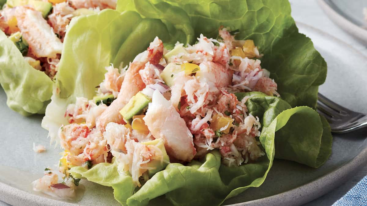 Deep-sea Red Crab Meat