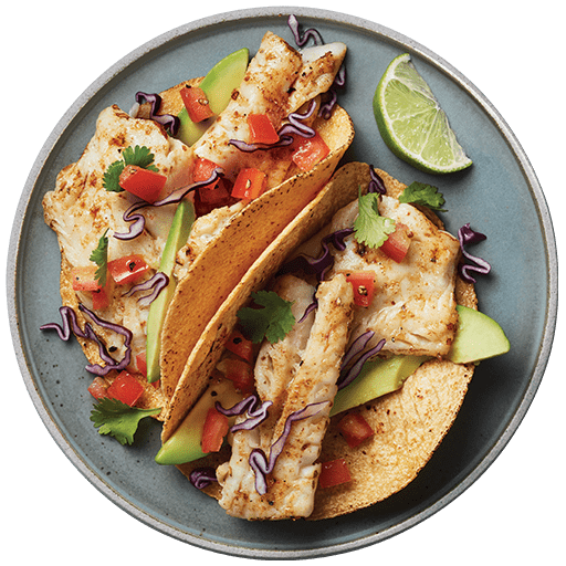 Fish Tacos with Southwest Spice Blend